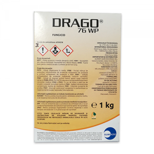 Fungicid Drago 76 WP