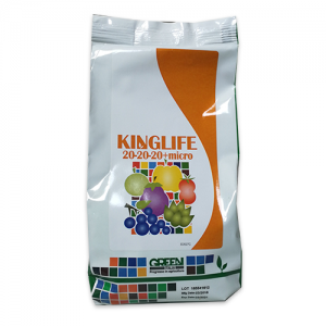Ingrasamant Kinglife 20-20-20+micro