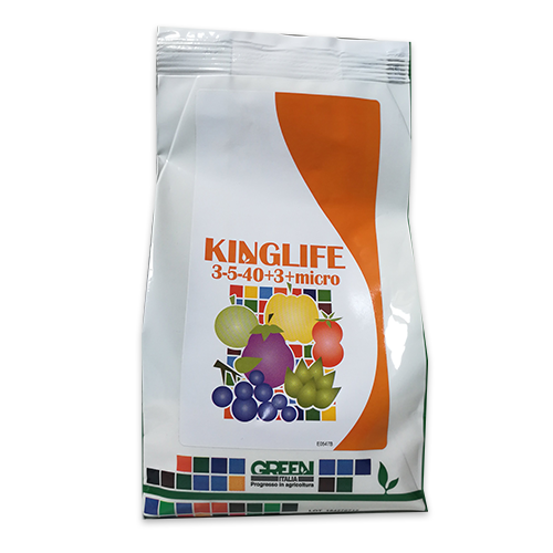 Ingrasamant Kinglife 3-5-40+3+micro
